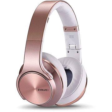 EVOLVEO SupremeSound E9 růžová/bílá (SD-E9-RG)