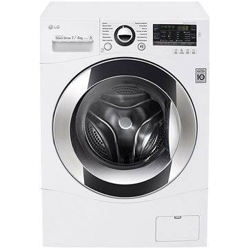 LG F72A8HDM2N + ZDARMA Prací gel WOOLITE Pro-Care 4,5 l (75 praní)