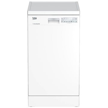 BEKO DFS 39020 W (DFS39020W) + ZDARMA Tablety do myčky JAR Platinum Yellow (63 ks)