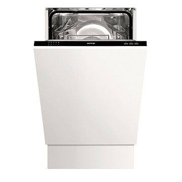 GORENJE GV51010 (566904) + ZDARMA Tablety do myčky FINISH Quantum Max Lemon 60 ks