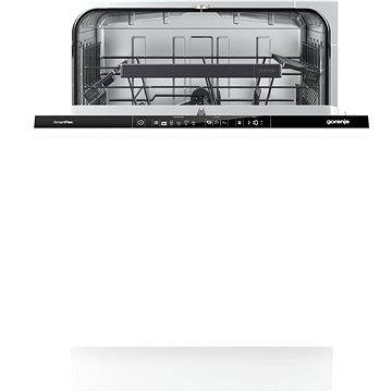 GORENJE GV64160 (538869) + ZDARMA 2x Tablety do myčky FINISH Quantum Max Lemon 60 ks Čistič FINISH Čistič 250ml