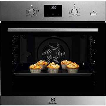 ELECTROLUX 600 PRO SteamBake EOD3H50TX (EOD3H50TX)