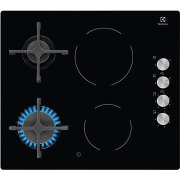 Electrolux EGE 6172 NOK (EGE6172NOK) + ZDARMA Digitální předplatné PANEL PLUS - Půlroční předplatné od ALZY