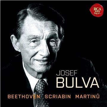 Bulva Josef: Beethoven, Scriabin & Martinu: Piano Sonatas - CD (0194397524321)
