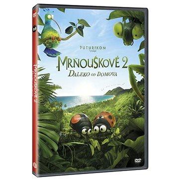 Mrňouskové 2: Daleko od domova - DVD (8595165372724)