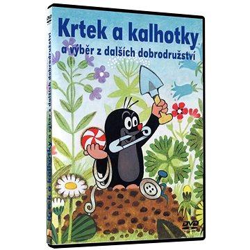 Krtek a kalhotky - DVD (8595209630032)