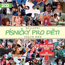 Nej písničky pro děti všech dob (2x CD) - CD (2742982)