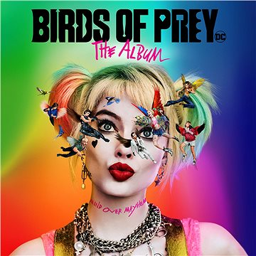 Birds Of Prey: The Album (Picture Disc) - LP (7567864957)