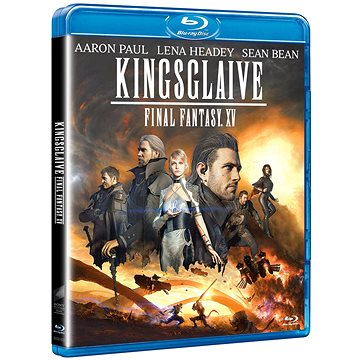 Kingsglaive: Final Fantasy XV - Blu-ray (BD001433)