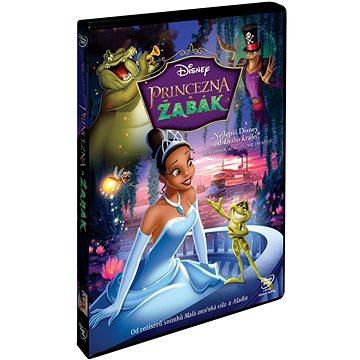 Princezna a žabák - DVD (D00001)