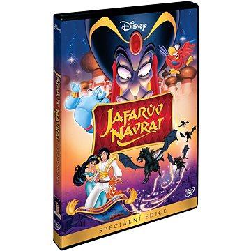 Aladin - Jafarův návrat S.E. - DVD (D00172)