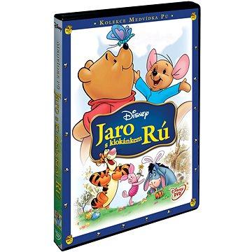 Medvídek Pú: Jaro s klokánkem Rú - DVD (D00531)