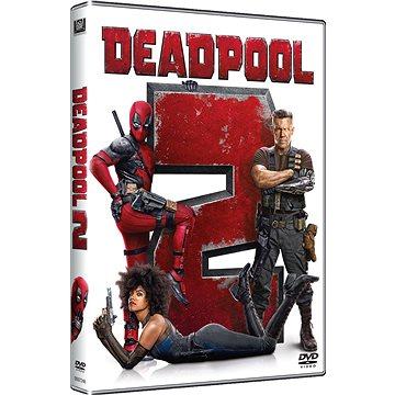 Deadpool 2 - DVD (D007246)