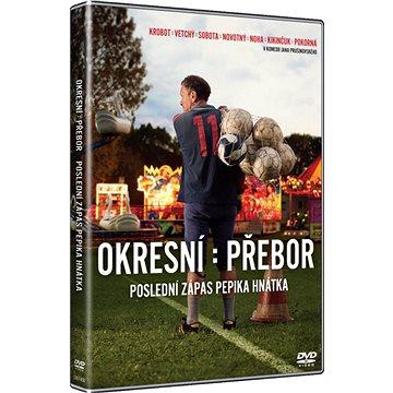 Okresní přebor: Poslední zápas Pepika Hnátka - DVD (D007450)