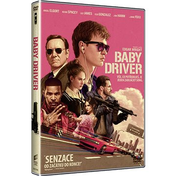 Baby Driver - DVD (D007848)