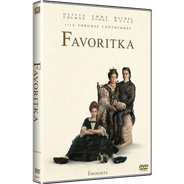Favoritka - DVD (D008401)