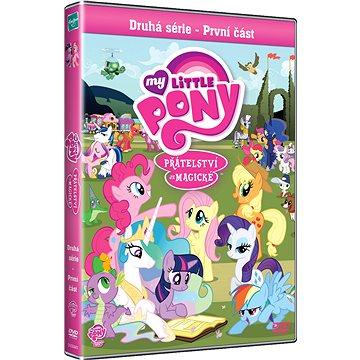 My Little Pony: Přátelství je magické - Série 2, část 1 - DVD (D008441)