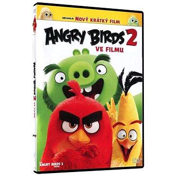 Angry Birds ve filmu 2 - DVD (D008480)