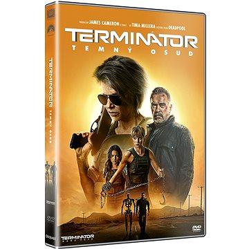 Terminátor: Temný osud - DVD (D008492)