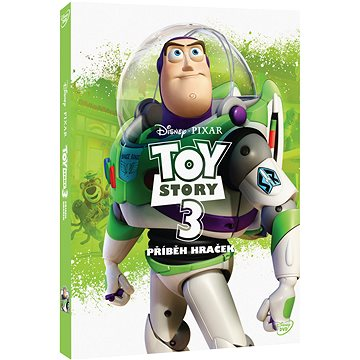 Toy Story 3: Příběh hraček - DVD (D01195)