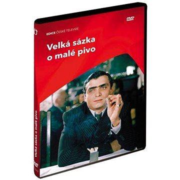 Velká sázka o malé pivo - DVD (ECT013)