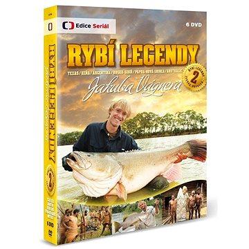 Rybí legendy Jakuba Vágnera 2 (6DVD) - DVD (ECT189)