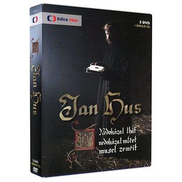 Jan Hus (3DVD + CD) - DVD (ECT217)