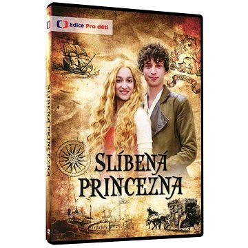 Slíbená princezna - DVD (ECT260)