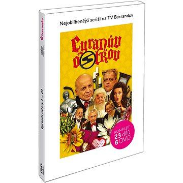 Cyránův ostrov (6DVD) - DVD (N00872)