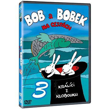 Bob a Bobek na cestách 3 - DVD (N01552)