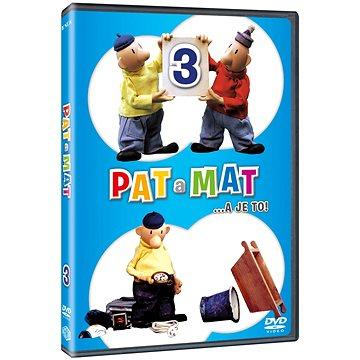 Pat a Mat 3 - DVD (N01561)