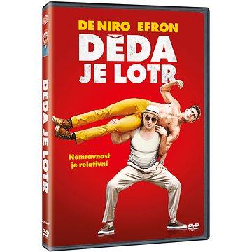 Děda je lotr - DVD (N01766)