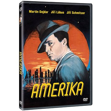 Amerika - DVD (N01900)