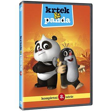 Krtek a Panda 3 - DVD (N01980)