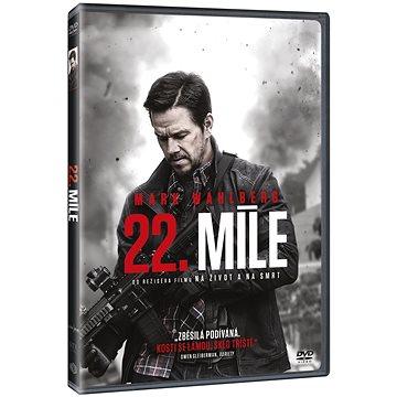 22. míle - DVD (N02282)