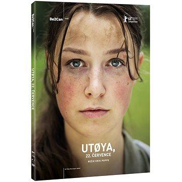 Utoya, 22. července - dvd (N02306)