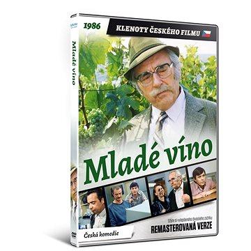 Mladé víno - edice KLENOTY ČESKÉHO FILMU (remasterovaná verze) - DVD (N02438)