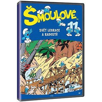 Šmoulové 11 - DVD (N02501)