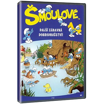 Šmoulové 14 - DVD (N02503)