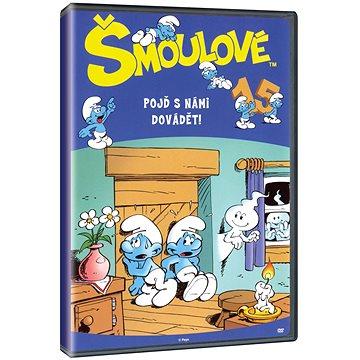 Šmoulové 15 - DVD (N02504)