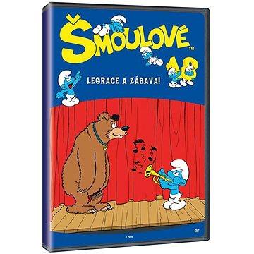 Šmoulové 18 - DVD (N02506)