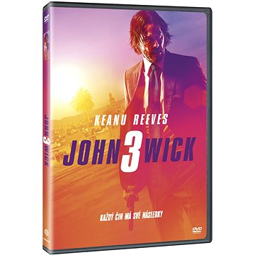 John Wick 3 - DVD (N03165)