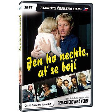 Jen ho nechte, ať se bojí - edice KLENOTY ČESKÉHO FILMU (remasterovaná verze) - DVD (N03225)
