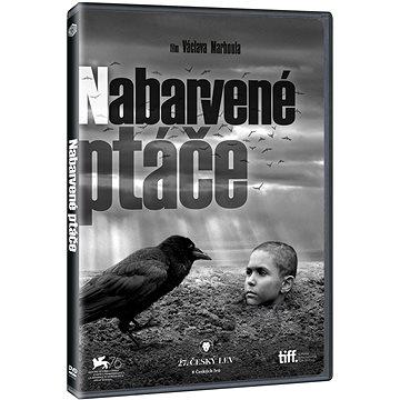 Nabarvené ptáče (2DVD) - DVD (N03247)