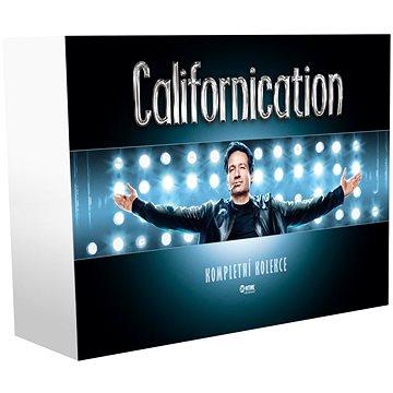 Californication - Kompletní kolekce 1.-7. série (15 DVD) - DVD (P00987)