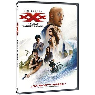 xXx: Návrat Xandera Cage - DVD (P01036)