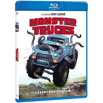 Monster Trucks - Blu-ray (P01040)