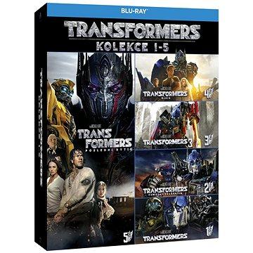 Transformers 1-5 (5BD) - Blu-ray (P01075)