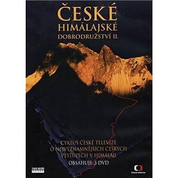 České himálajské dobrodružství II. (3x DVD) - DVD (SB025)