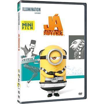 Já, padouch 3 - DVD (U00260)